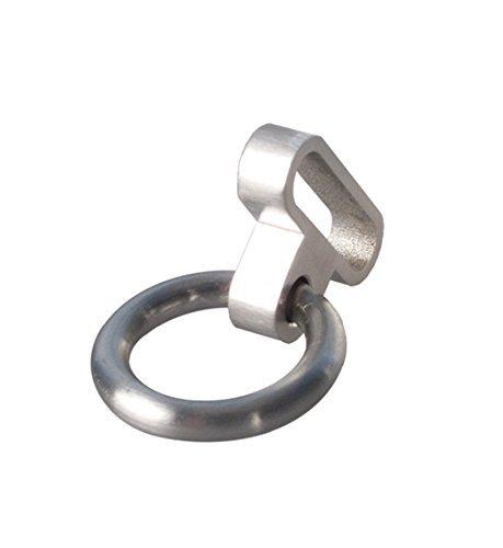 etNox - inserto anello per tutti SK178 in acciaio INOX opacizzato (SK178A)