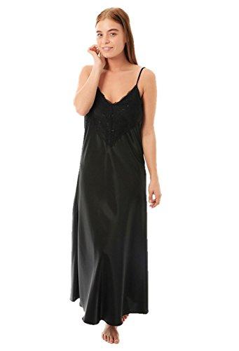 LO - Chemise de nuit - Femme * taille unique Noir