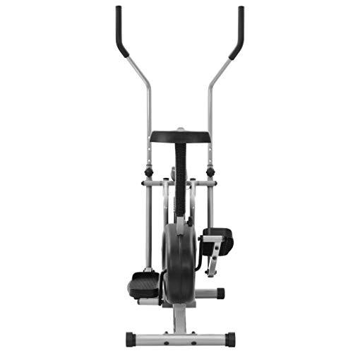 Tidyard Orbitrac Ellipsentrainer 2-in-1 Gürtelwiderstand Orbitrac Elliptical Trainer 2-in-1 Belt Resistance 50 cm Sports Item Fitness Cardio Cardio Machine Cross Trainer