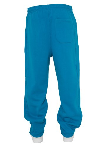 Urban Classics Sweatpants Men white (TB014B) Turquoise