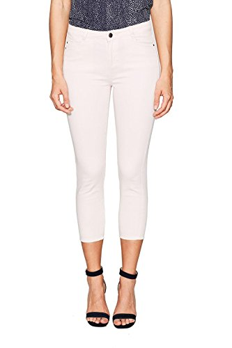 ESPRIT 047ee1b044, Pantaloni Donna Rosa (Pastel Pink)
