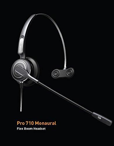 EARTEC Headset für eine lg-nortel 85018540881588208840IP Telefon-Single Ohr (Monaural) Nortel Single