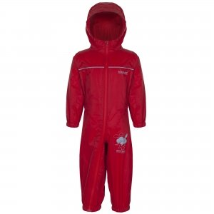 Regatta Kid's Puddle IV All-in-One Suit by Regatta