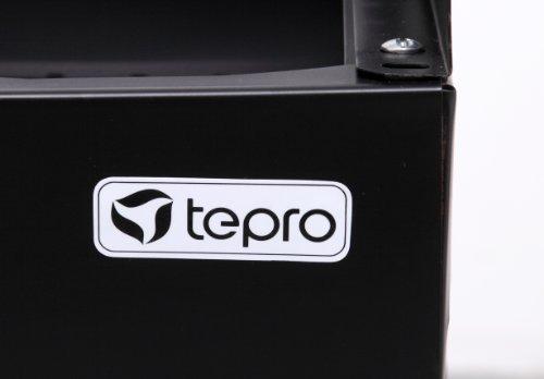 Tepro 1037″Detroit Barbecue a carbonella con trolley - 6