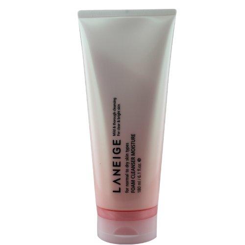 Laneige Foam Cleanser Moisture (For Normal to Dry Skin) 180ml