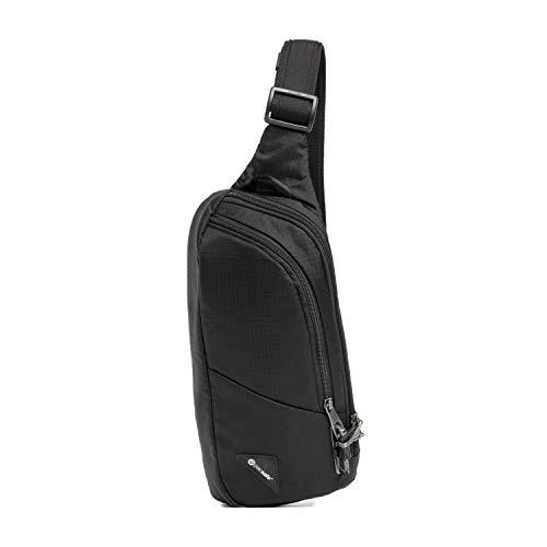 Pacsafe Vibe 150 Anti-theft Cross Body Pack - 2.5 Litres - Jet Black 2019