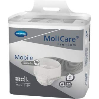 Hartmann MoliCare Premium Mobile 10 gouttes Large- 14 protections