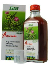 Floradix Artichoke Organic Fresh Plant Juice 200ml by Floradix