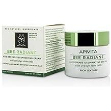 Apivita - Crema rica antiedad iluminadora bee radiant