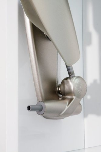 Spiegelschrank Eintürig – Badezimmerschrank von Galdem 100 cm - 3