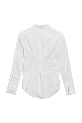 next Femme Chemise Avec Finitions Travaillées Sur La Taille Blanc