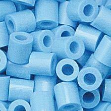 EFCO-Foto, Kunststoff, Anzahl 23Dekorative Perlen Blau, 5x 5mm, 1100-piece