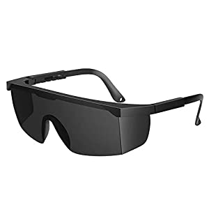 InDesire Lichtschutzbrille für die HPL/IPL Haarentfernung für Philip, Braun, Auratrio u.s.w