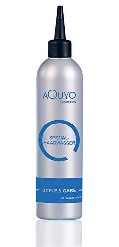 Juckende Haar Kopfhaut (Style & Care Haarwasser Kopfhautpflege für trockene und juckende Kopfhaut, Haartonikum zur Kopfhautmassage, Haar Wasser beugt Schuppen vor und lindert den Juckreiz (200ml))