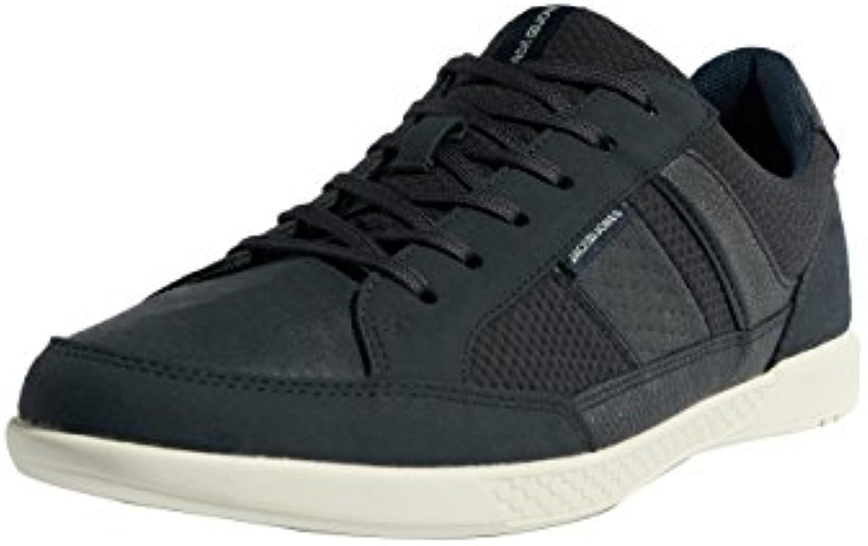 JACK  JONES Herren Jfwbyson Mesh Mix Navy Blazer Noos Sneaker