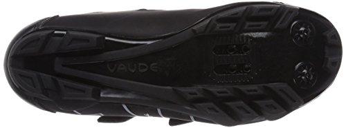Vaude Exire Active Rc, Chaussures de Vélo de route Mixte adulte Noir (Black/silver)