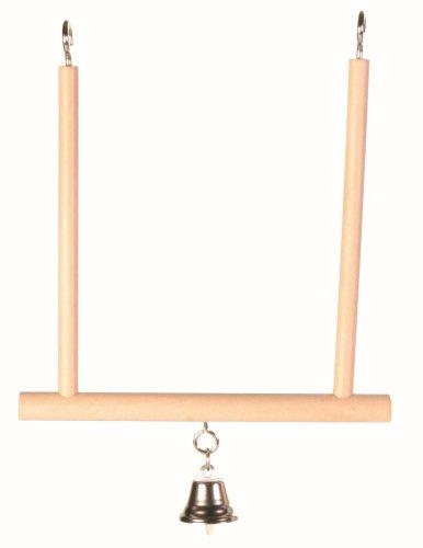 Trixie Trapezschaukel Mit Glocke 5830 (Vogel Glocke)