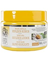 CAMOMILA mascarilla reflejos rubios 250 ml