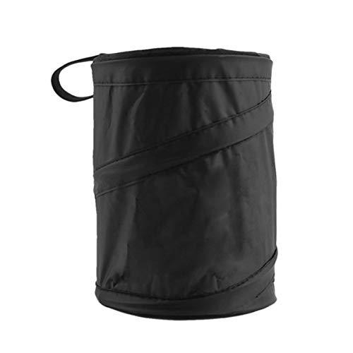 Auto Mülleimer Faltbar waschbar wischfest Liner Auto Lecksicher Papierkorb Auto Garbage Bag Abfall-Tasche - Rücksitz Autotasche Rücksitztasche Rücksitz Organizer Multi-Tasche Aufbewahrungstasche (Papierkorb Liner)