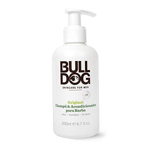 Bulldog Cuidado Facial Hombres - Champú Acondicionador