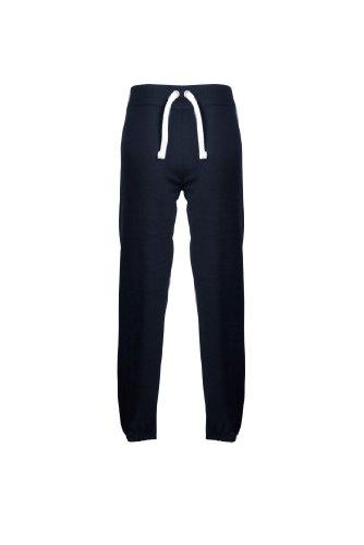 Just Hoods - Pantalon de sport - Femme Blu New French Navy
