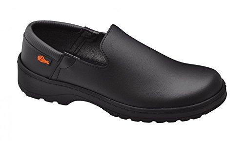 DIAN Marsella SRC O1 FO Anatomische Schuhe, Schwarz - schwarz - Größe: 44