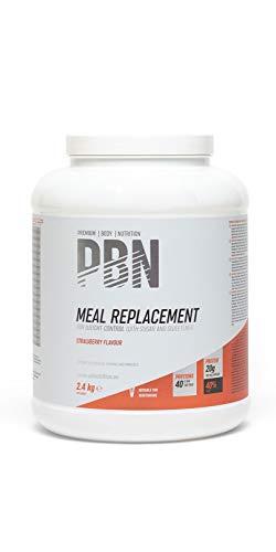 PBN Mahlzeitenersatz-Shake, Erdbeere, 2,4kg-Behälter