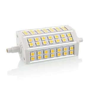 amzdeal r7s 118mm led 5050 smd dimmbar led lampe elektronik. Black Bedroom Furniture Sets. Home Design Ideas