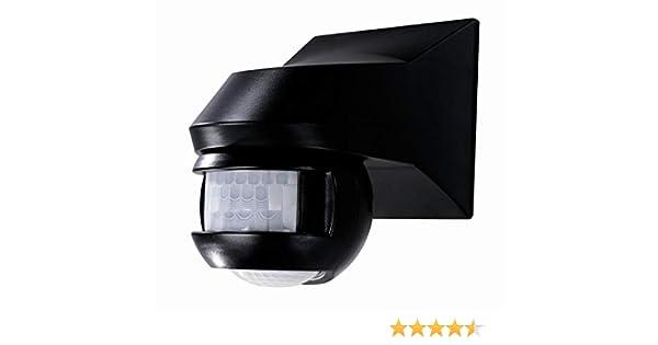 Luxa 101-150 Theben Noir Import Allemagne D/étecteur de mouvement 1010964