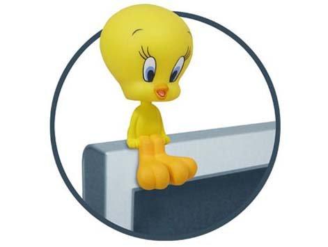 Looney Tunes - Computer Sitter - Tweety