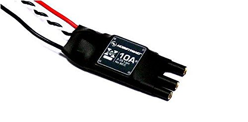 Hobbywing Und Motor Esc (RCECHO® HOBBYWING XRotor 10A V1 RC Model Brushless Motor ESC Speed Controller SL084 with RCECHO® Full Version Apps Edition)