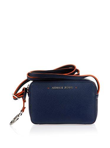 Armani - 091563_0524y, Borsa A Tracolla Donna Blu