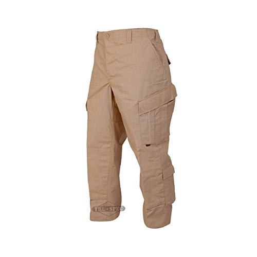 Tru-Spec Tactical Response–Pantaloni per uomo marrone