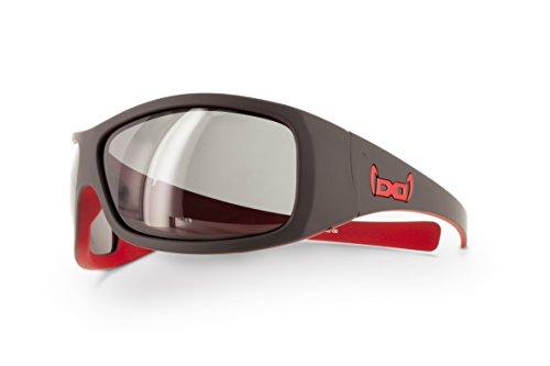Gloryfy G3 devil mit polarisierten Gläsern unbreakable Sonnenbrille