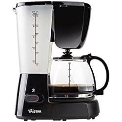 Tristar CM-1237 - Cafetera eléctrica, color negro