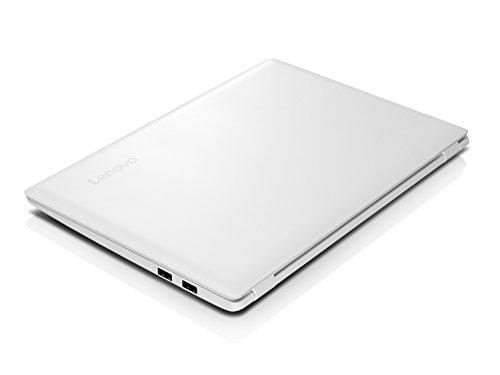"Lenovo Ideapad 110S-11IBR Ultrabook 11,6"" Blanc (Intel Celeron, 4 Go de RAM, SSD 64 Go, Intel HD Graphics, Windows 10)"