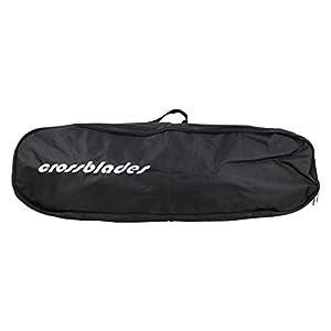 Crossblades Schneeschuh Rucksack, Schneeschuh Tasche, Schwarz, für Schneeschuhe bis 95 cm