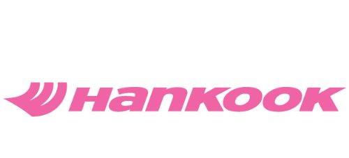 2x Hankook 21.5cm adesivi, (in 12colori) Decal Car Window vinile adesivi...