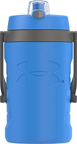 Under Armour, borraccia termica in schiuma da 1,9 l, Blue Jet, 64 oz
