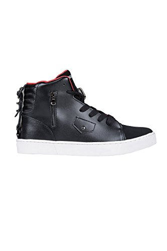 Sneakers Sixth June parigine Black nero 0