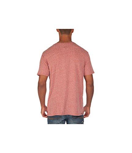 Bench, Herren T-Shirt Tangram Orange (Red Ochre Marl)