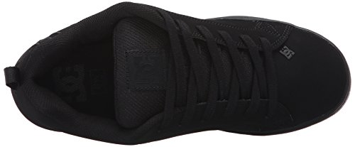 DC Court Graffik Ladies SE Schuh Black Black/Black/Black