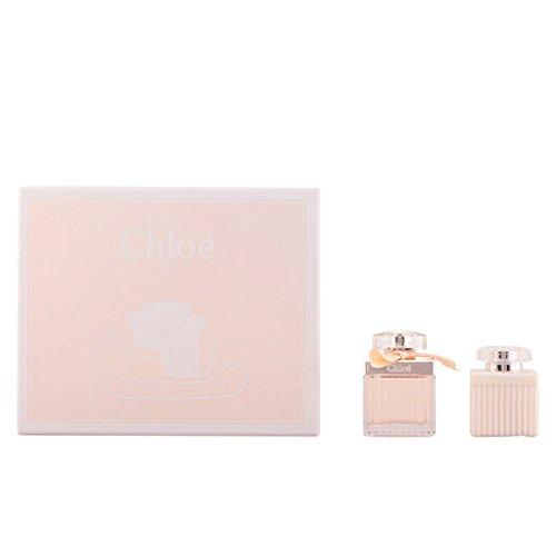 Chloe Fleur de Parfum Set de Perfume, Perfume Mini y Loción Corporal - 182.5 ml