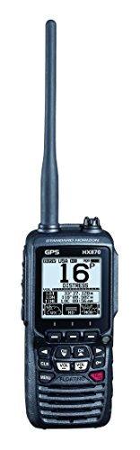 STANDARD HORIZON HX870E Marine VHF Handfunkgerät mit GPS und DSC-Funktion