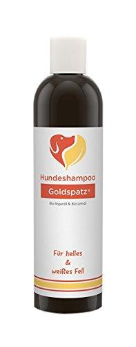 Hund und Herrchen Hundeshampoo Goldspatz