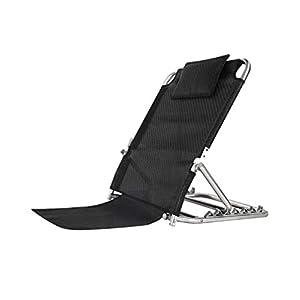 GLJY Verstellbare Rückenlehne, Rückenlehnenstütze mit Mehreren Positionen, ältere Bettpflege, gelähmte Patientenbetten, Rückenlehnenkissenstuhl