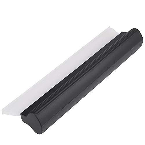 Preisvergleich Produktbild Drgger Auto-Wasser-Blatt - Auto-Silikon-T-Bar Waterblade-Wischer-Wischer-Schaber säubern Fenster-Reiniger.