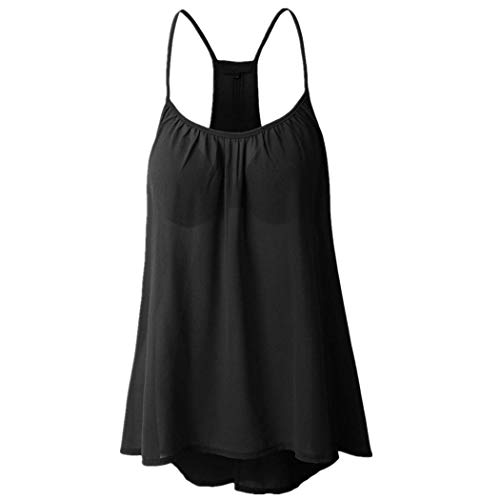 KIMODO T Shirt Damen Sommer Bluse Damen Weste Tank Top Crop Lose Blusen Große Größe Oberteile S-5XL Schwarz Rot weiß Mode 2019 (Jacquard Sleeve Shirt)