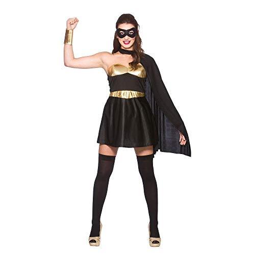 Hot Super Hero - Black/ Gold ()