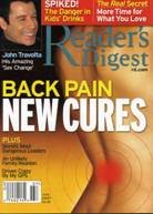 Reader's Digest July 2007 Magazine (Magazine Articles; Back Pain, New Cures; Spiked! The Danger in Kids' Drinks; The Real Secret: More time for what you love; and many more., July 2007)